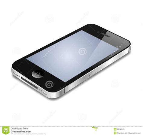 iphone image apple iphone vector editorial image illustration of electronic 23145845