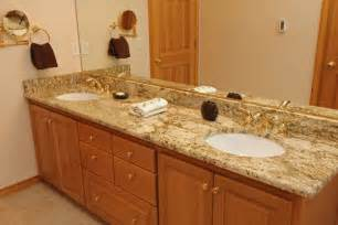 Granite Top Vanity Bathroom by Granite Bathroom Vanity Tops Using Helpful Pictures As