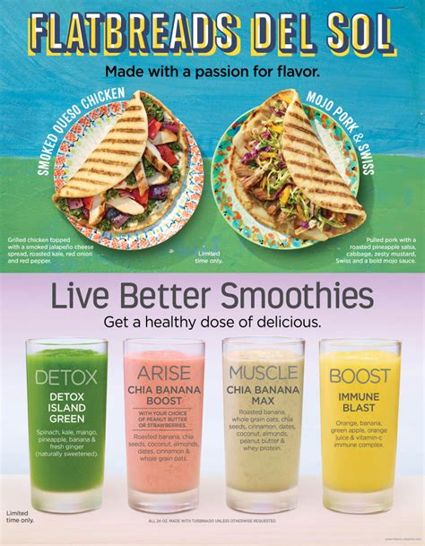 Tropical Smoothie Cafe Detox Smoothie Recipe by Eat Better Feel Better With Tropical Smoothie Caf 233