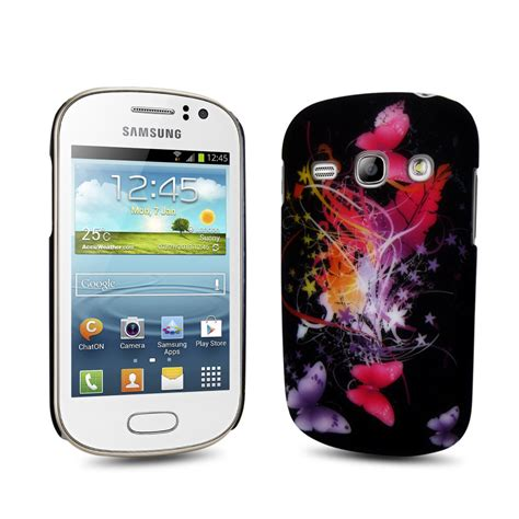 Samsung Galaxy Fame S6810 S 6810 Casing Acc Flip Cover Aksesoris accessories for samsung galaxy fame s6810 rubber back cover ebay