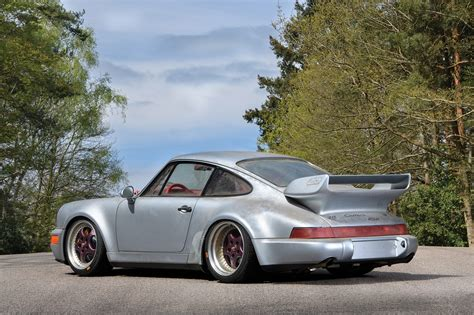 porsche 964 rsr untouched porsche 964 carrera rsr driven just 6 miles hits