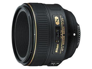 Lens Att 58mm nikon 58mm f1 4g af s nikkor lens