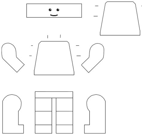 lego figure template templates lego and search on