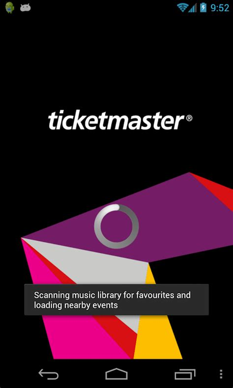 Redeem Ticketmaster Gift Card - ticketmaster au android apps on google play