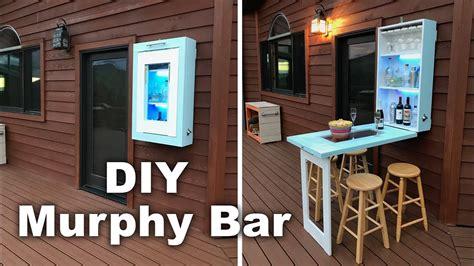 diy murphy bar youtube