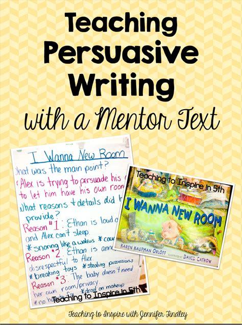 persuasive writing picture books teaching persuasive writing with picture books