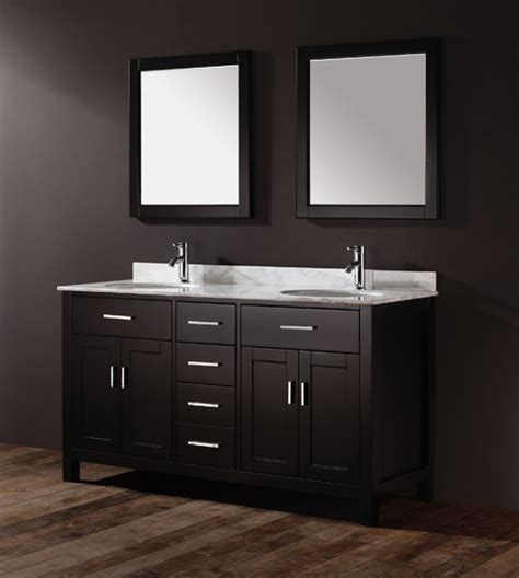 Bathe Vanities by Studio Bathe Kalize Espresso Vanity