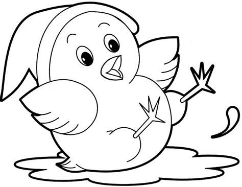 imagenes infantiles tiernas para colorear rayito de colores pollos