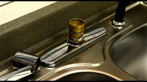 Kitchen: How To Fix A Dripping Kitchen Faucet At Modern