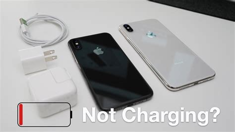 iphone xs and xs max won t charge