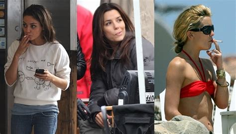 Carrina Balotely That Smoke Actresses That Smoke