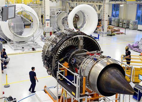 Rolls Royce Xwb by Rolls Royce Begins Production Of Trent Xwb In Germany