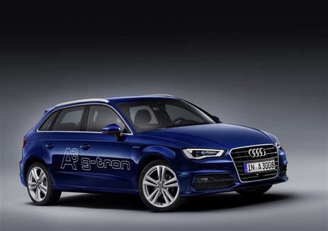 Audi Gtron by Gas Powered 2014 Audi A3 G Revealed