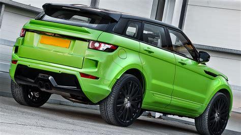 kahn design range rover evoque styling kit car tuning