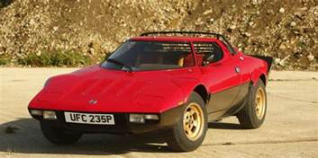 Lancia Stratos Sale Best Aesthetic Mechanical Design In History Page 4