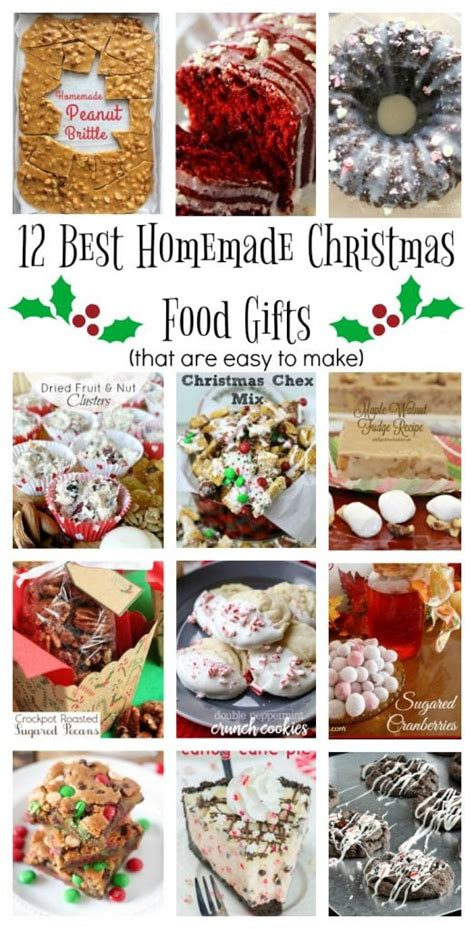best homemade christmas food gifts the kolb corner
