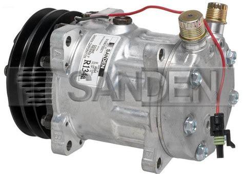 list of sanden sd508 sd510 sd7h15 12 volt air con conditioning compressor ac s12 ebay