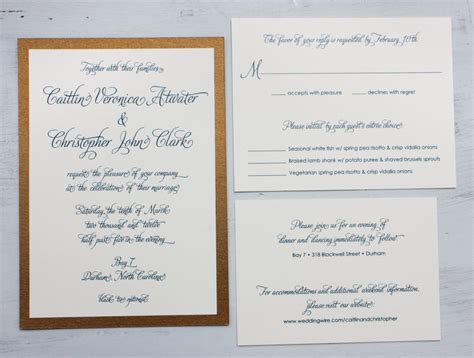 Wedding Invitations Formal by Imposing Formal Wedding Invitation Theruntime