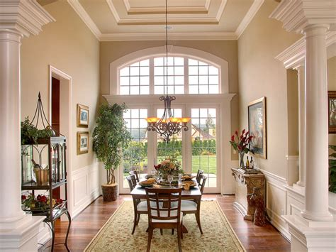 Coffered Ceiling Dining Room by Aldarra Lot 92 Dining Room With Coffered Ceiling