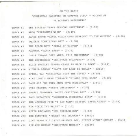 T Shirt R I P Compact Disc rarities on compact disc usa 1991 wwo promo