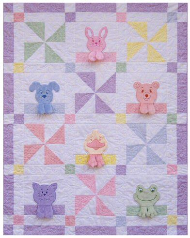 Baby Blanket Quilt Patterns by Free Baby Blanket Applique Patterns Appliq Patterns