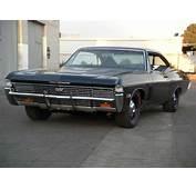 1968 Impala Rare With The Hidden Headlights Looks Sinister