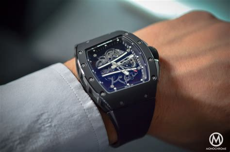 Richard Mille Rm 011 03 Rubber Steel Rosegold Ultimate richard mille rm 61 01 yohan limited edition