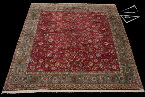 Square Rugs by Tabriz Square Rug 11 X 12