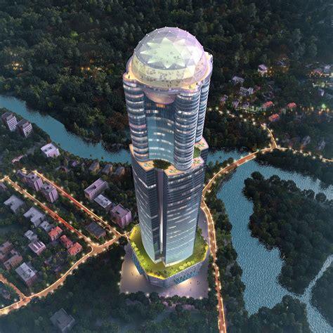 iconic tower architect magazine architect reza