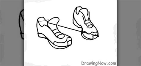 how to draw running shoes how to draw a pair of running shoes on the computer
