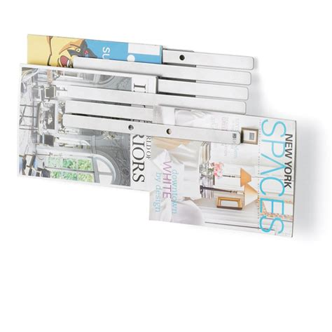illuzine magazine rack by umbra the container store