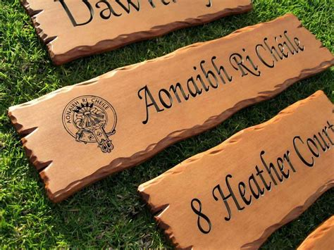 Handmade Signs - wooden signs rustic timber australian workshop creations