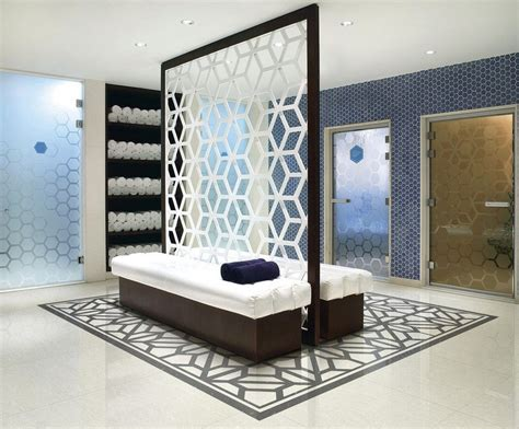 interior partition massage room interior design with partition