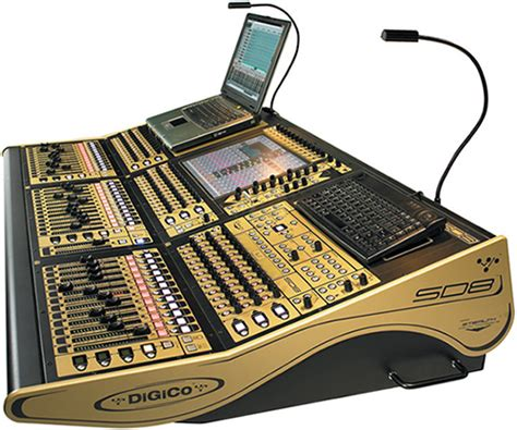 digital mixing console digico sd8 digital mixing console