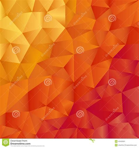 color pattern modern modern leaflet template with pattern in warm color stock