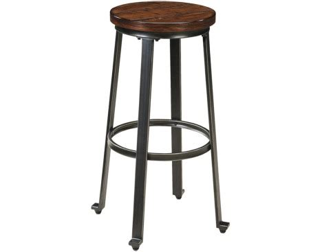 Challiman Pub Height Bar Stool by Challiman Pub Height Barstool By Furniture Howard