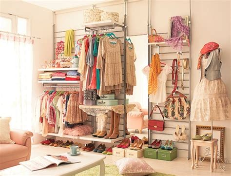 In Closet Boutique by Beautiful And Small Closet Ideas Home Design And Interior