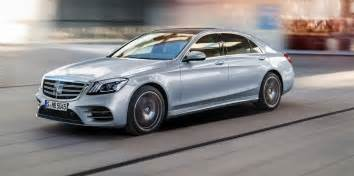 Mercedes S Models 2018 Mercedes S Class Amg Maybach Models Revealed