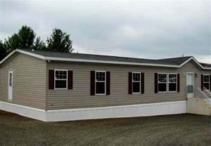 Typical size of double wide mobile home mobile homes ideas