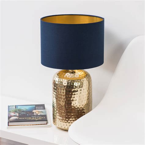 black l shades with gold lining best gold l shades ideas on pinterest gold ls navy