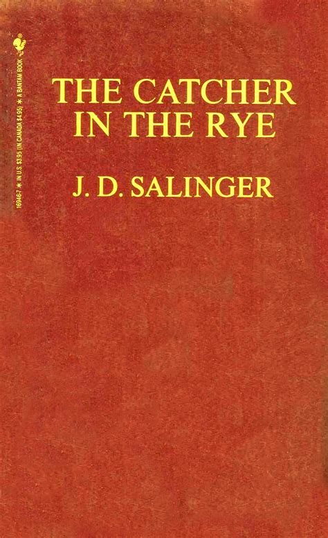catcher in the rye education theme teaching the catcher in the rye