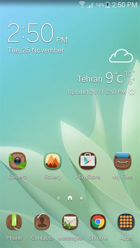 themes galaxy a3 updated samsung might offer themes in the newer version