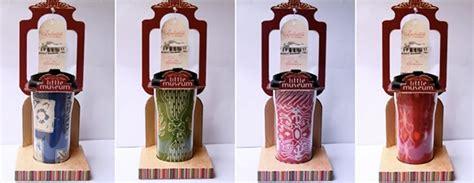 Desain Kemasan Batik | little museum pack design on behance