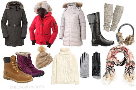 imagenes de invierno ropa el tiempo en nueva york y qu 233 ropa llevar seg 250 n la 233 poca