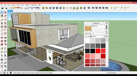 tutorial sketchup youtube tutorial sketchup quot how to rendering exterior with vray