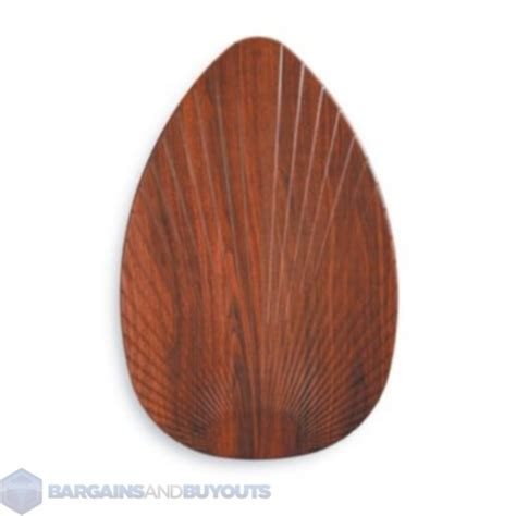 Palm Frond Ceiling Fan Blade Covers by Set Of Five Palm Leaf Tropical Style Ceiling Fan Blade Covers 248026 Burl Ebay