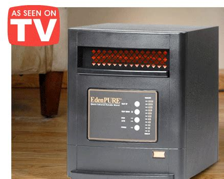 most economical space heater edenpure do these looking space heaters work as