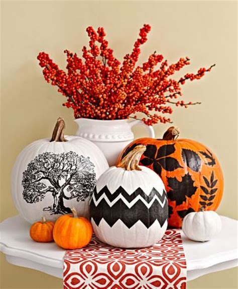 45 Pumpkin Decorating Projects A Life Of Simple Joy | 50 pumpkin decorating projects midwest living