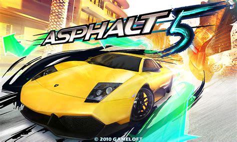 apk asphalt for gio asphalt 5 apk cache