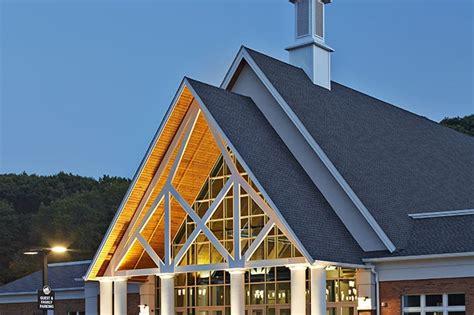 Awesome Blackrock Congregational Church #2: Black-Rock-outside.jpg